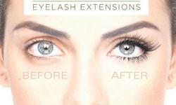 100% NATURAL LOOKING! Imagine the attention you will receive by having brighter, youthful looking, more gorgeous eyes! You can achieve this simply by creating the illusion of longer and thicker eyelashes. Eyelash extensions is the secret to enhancing the