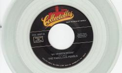 Like~Brand~New Repro That's Hard To Find ! Flip Is -CALVANES-'Fleeoowee' On Collectables 3987 !! We Also Have This On Black Wax(flip-Jungle Bunny) !!! We Have Lots More 1950s Rare Do Wop/Soul/R&B Records/Items !!!! See All Our Rare/Nice Items Available