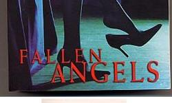 Fallen Angels Lori Foster 0373836015 Softcover, Paperback 442pp Romance Harlequin, 2004 Condition: very good, signed by the author on the title page, although I did not witness the signing. Synopsis: Beguiled P.I. Dane Carter assumed his murdered twin's