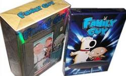 Email this item to a friend Family Guy Seasons 1-10 DVD Box Set Share on facebookShare on twitterShare on emailShare on printMore Sharing Services0  InStock (0 customer reviews) $110.99$53.99