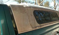 i have a leer fiber glass truck cap on a 96 ford f 150 would like to sell. anybody interested pls call ...have pic of it