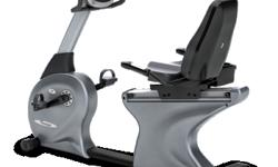Similar to http://www.visionfitness.com/product/r70-recumbent-bikeVery good condition.