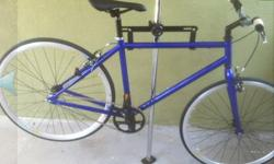 Awesome Custom fixie/fixed gear road bike for sale. Perfect Starter fixie and super cool colors 700-25c wheels rims. Selling for $200 Email this add or Text well remove  when sold.... please check out my other bikes