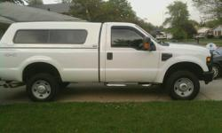 2008 F-350 SuperDuty 6.4L Powerstroke Diesel Cab long bed 4x4 snowplow prep package truck cap, trailer tow package 33,000 miles auto trans Call Sam for details at 317-607-4054 Asking 32K
