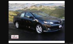 2014 TOYOTA CAMRY $17,600excellent condition 28,700 miles call: (307) 486-2303   (307) 330-3717