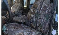 Custom Fit Neoprene Camouflage Seat Covers Ford E 350 / 700 Van Custom Camouflage These Custom seat covers do NOT get hot in the summer or Cold in the winter Waterproof - Fit your seats like a GLOVE ! Contact Danny @ 800-441-3274 for Assistance or
