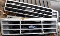 THESE FORD GRILLS ARE IN GOOD CONDITION WILL CLEAN UP NICE, HAVE BEEN SITTING, FOR MORE INFORMATION CALL 541/296-1533 or fdtp@gorge.net