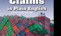 TransportLawTexts presents a book on freight claims in plain english that covers all modes of transport, freight loss and damages including freight claims. Please visit here: freight-claims-in-plain-english.transportlawtexts.com