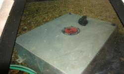 10 x 20 fuell cell great for race car, boat or what ever you want to use it for