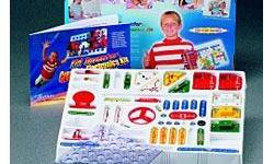 Summer Promotion & Group Discount !!! Purchase the electronic Kits at:  www.kidinventor.com  Learning as they play...Kids love it! There are two versions of Kid Inventor Kit available: The K120 presents 120 projects for age 6 and
