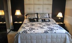 I have 1 Furnished Master Bedroom For Rent In Newark. It has a walk in closet to store more things. The neighborhood is very peaceful and quiet. The house is conveniently located 2 minutes away from anything you may need; grocery stores, gas stations,