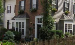 Room is completely furnished and It is located about 5 minutes drive to Ft. Meade Maryland. The townhouse is new three level and it is an end unit near the woods. It is very quite; Roommate Compatibility Requirements are; 1. Non-smoke, 2. Not a lot of in