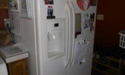 WE ARE SELLING THIS REFRIDGERATOR DUE TO A RELOCATION..WAS BOUGHT NEW ABOUT 2 YEARS AGO..WE WOULD NEED IT UNTIL 1/9/13.