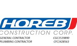 License info: LICENSED AND INSURED : CGC1519890/ CFC1428563 HOREB CONSTRUCTION AND PLUMBING. We offer our services residential, commercial and industrial. Bath and kitchen remodeling. Along with services of water and sewer repair, clear stoppages etc.