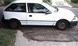 In fair shape. New clutch. 167K miles. Drives well. Could use some repairs, but not necessarily. ~40mi/gal