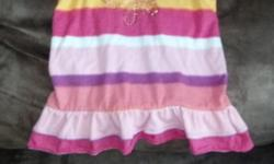Girls clothing ranging from 2t-7t..