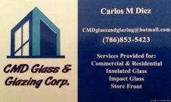 Professional Glass, Mirror and Window Installation. For images of work done, please email or text. Thank you Servicio profesional installando cristales, espejos y ventanas. Para las imágenes de trabajos realizados , por favor mandar un correo electrónico