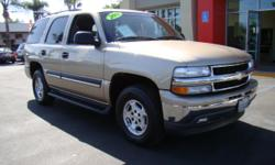 We an extremely clean and well-kept Chevy Tahoe for a very reasonable price! v8 5.3L engine to handle any situation you drive in, automatic, roof racks, running boards, seating for 7, tinted windows, Bose premium sound system, power windows, power locks,