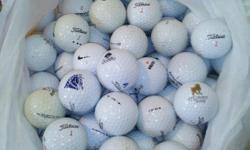 I have over 2000 golf balls for sale. All very slighlty used. a collection of mine for many years. asking .50 cents a ball but am accepting offers. please call  ask for jon....