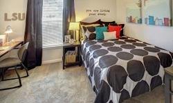 $579 + utilities/per person, and this beautiful sublease place can be your new home. It?s a 3 bedroom each with private bath, full kitchen, and a washer and dryer unit. There is a pool, a hot tub, a gym, and a game room. I'm looking to be out of this room
