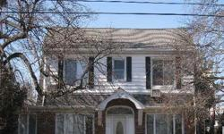 Untouched By The Sandy Storm!!! Gracious All Brick,Cent.Hall Colonial,High Ceilngs,Large Windows, Sunlit Fam.R,Form.Dr, Huge Upd.Kitchen-2Sink-2Dw,Brkf.Nook. Mast.Br.W.Full, Pvt.Jacuzy Bath & Reinforced Terr. Bsm.Wet Bar,+. New Roof,New Windows, New