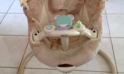 Used Infant Swing Working good,Looks good.No box,Open item also local pickup Please.