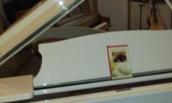 "1 Sherman Clay 5'3"" grand ivory 1 Kawia 1969 5-7"" walnut 1 Baldwin ebony 5-5"" ebony grand All 3 pianos are on ourshowroom floor at barkersmusic.com 3125 SUIT F McHenery Ave Modesto CA 95350"