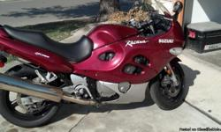 2006 Suzuki Katana 750 (GSX750R) Looks and runs perfect. 26000 mi. New front and rear tires (michelin) All stock, minor road blemishes see pictures. Everythings works like new Runs and handles like new