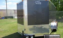Stock#:custom order Serial#:order Description ::: 100 % all tube frame with the elite series, you don't have to sacrifice quality to get a low price!!! The extra included options in this trailer make it part of our elite series. They are: 1.) V-nose front