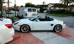 If you are looking to treat yourself for your own toy for the holidays... this is the best deal and car you are going to find. It is a 1999 Porsche Convertible with 58k miles, Alpine system, New 19 inch Champion Series alloy wheels with new staggered