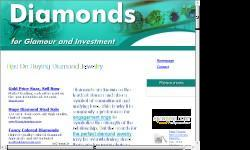 Great Tips On Buying Diamond Jewelry Learn More At: http://www.only-and-about.com/diamondjewelry Diamonds are known as the hardest stones and also a symbol of commitment and undying love. This is why it is commonly a preference for engagement rings to