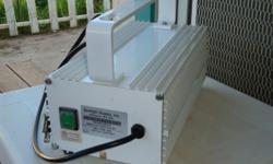 Sunlight Supply, Inc. SS=1 HPS1000 120/240 VAC Ballest for 1000 Watt horticultural lighting.