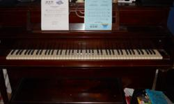 Gulbranson Upright Piano in great shape.  Built in 1960. You must be able to move it.
