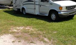 2005 yellow stone cruiser excellent condition. 40000 miles no smoking full kitchen dining bath. inside and out like new.