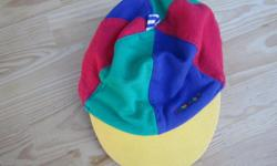 Adorable Gymboree baby boy hat in like new condition. This is a size XS. Has red, green, yellow and blue colors.