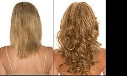 Keratin Hair Extensions and Micro Link Extensions are the most recommended option for those who want a natural looking long hair, easy to maintain and lasting for months. Keratin is naturally built in the composition of human hair and used as a bonding