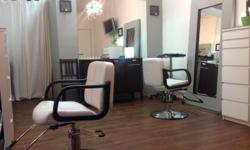 Newly remodeled salon in Burbank. Looking for hair stylist to rent a chair & we also have one spa room available. For hair stylists I offer back bar, locked cabinets, towels, For clients street parking. Ask about my rental special?? For more information