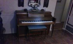 Professionaly Refurbished and Tuned. Excellent condition.