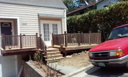 From Roof to Floor repair, power washing home,decks or driveway, can build decks and any stairs you may need as well. I also do painting in and out side of home. I havea licencein Carpentry,