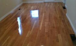 My name is Bob, and I have been installing, sanding, and refinishing Hardwood Floors for the past 30 years. I started my own company in July 2005, and am licensed, bonded, and insured. I not only work with true hardwoods, but install laminate and