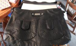 NICE Harley Davidson black leather $25.00 317.658.0509
