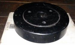 Harmonic Balancer SBC Street Damper brand 6 7/8 internal balancer. Jegs pt.#388-670100.Fits 283-350 engines. Used 1 season, pd. $230.00 new.Please call after 5:30pm & ask to speak to Steve about auto parts. CASH ONLY NO TRADES.