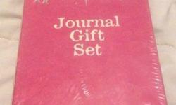 http://www.ebay.com/itm/151969117888?ssPageName=STRK:MESELX:IT&_trksid=p3984.m1586.l2649 Harry Potter Journal Gift Set of 3 Books SEALED Harry Potter 3 journal set new sealed Contains 3 Hardcover 144 page journals Product Dimensions:8.7 x 6 x