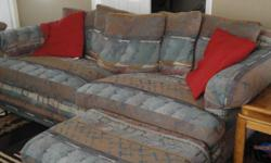 Hide-a-bed queens sofa and love seat good condition. Moving must sell $150.00 must see