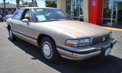 If you want a great car that is loaded with standard features but want it nice and affordable, look no further than our Buick LeSabre! Conservatively driven, this car features a wide array of standard feature such as power windows, power locks, HUGE