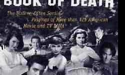 Tragic, Bizarre & Sordid Life & Death Of The Stars ! Elvis, Marilyn, Natalie, Ricky, Dracula, Superman & 100s More w/Photos !! Like New Condition Of This Out-Of-Print Edition !!! 400 Captivating Pages Of Story Lines Of Tinseltown !!! See All My Super