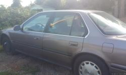 Out for parts or whole car for 200, not assembled. You haul. 360 340-3236