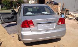 Excellent condition ,like new. 4 door standar 4 clders /silver