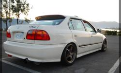 WINDOW VISORS FOR: HONDA CIVIC ALL MODELS 2DR / 3DR/ 4DR 1992-2000 $30 DOLLARS WITH FREE INSTALLATION AVAILABLE (703)482-0623