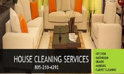 Our Services include basic and deep cleaning We'll clean your office,home, restaurant, pre event clean up or post clean up. Kitchen_appliances .....stove tops .....cabinets .....Floors .....general dusting Bathroom_tubs/sinks .....mirrors .....toilet